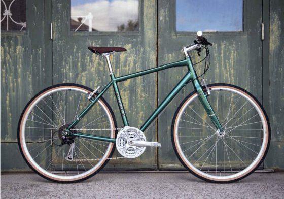 クロスバイクの選び方