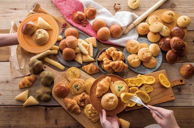 chari-pan! (チャリ パン!)ライドラリ~ 自転車でパン屋さんを巡ろう! 参加者募集中