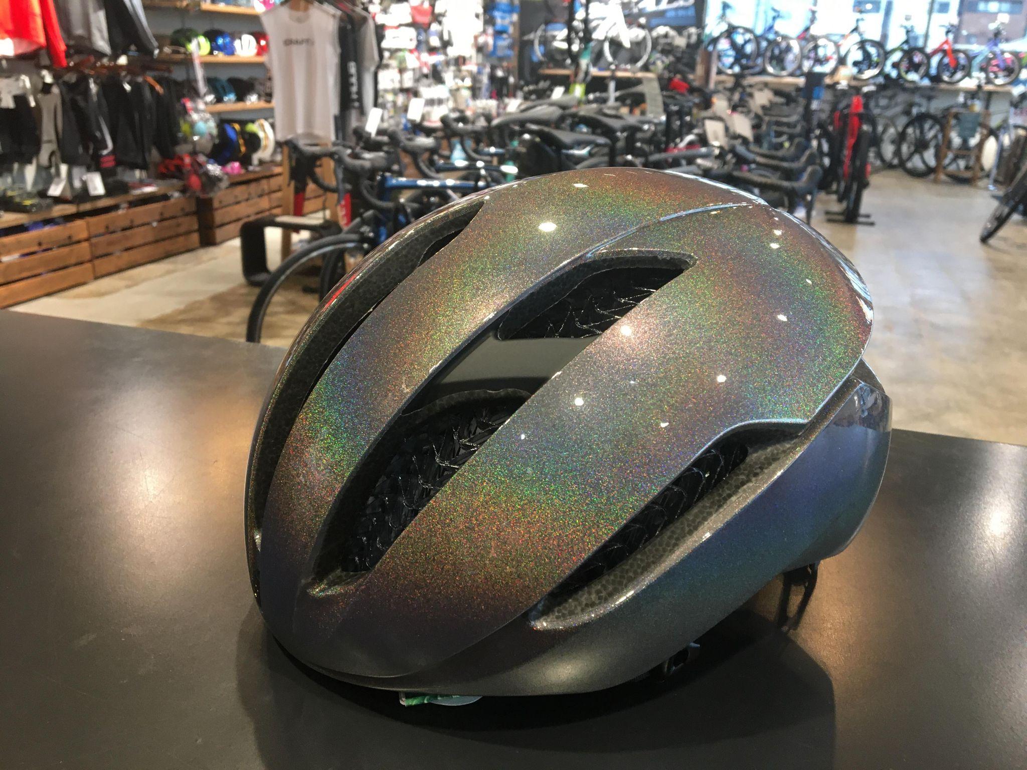 限定ヘルメット!Bontrager XXX WaveCel LTD アジアフィット ロードヘルメット入荷しました!
